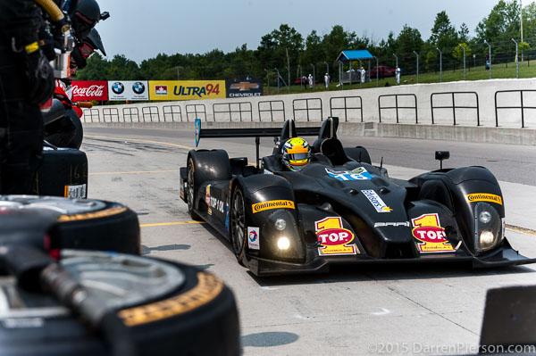 #16 BAR1 Motorsports ORECA FLM09: John Falb, Sean Rayhall