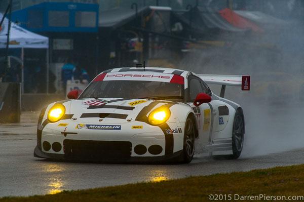 #911 Porsche North America Porsche 911 RSR: Nick Tandy, Patrick Pilet
