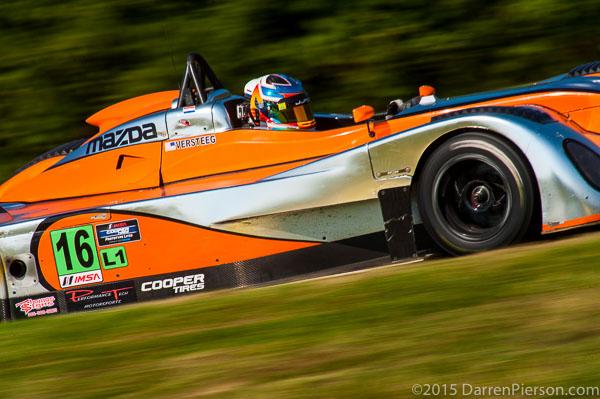 #16 Performance Tech Motorsports Elan DP-02: Austin Versteeg