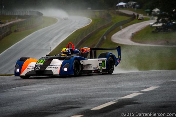 #77 ONE Motorsports Elan DP-02: John Falb