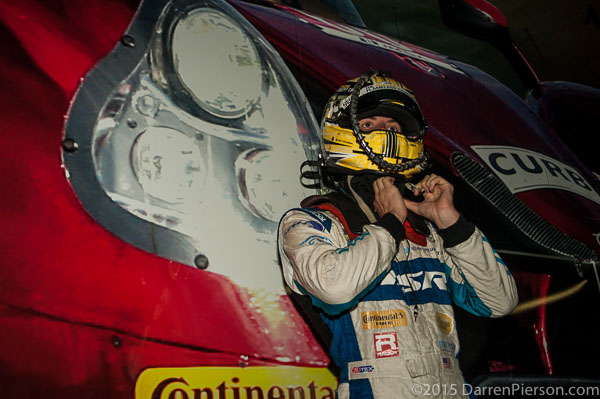 #60 Michael Shank Racing with Curb/Agajanian Ligier JS P2: Matt McMurry, John Pew, Oswaldo Negri, Jr.