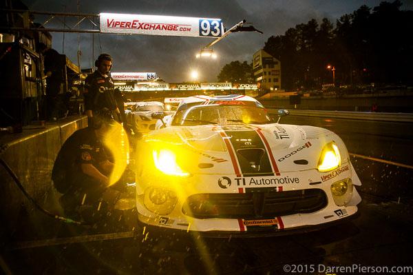 #93 Riley Motorsports Dodge Viper SRT: Al Carter, Marc Goossens, Cameron Lawrence