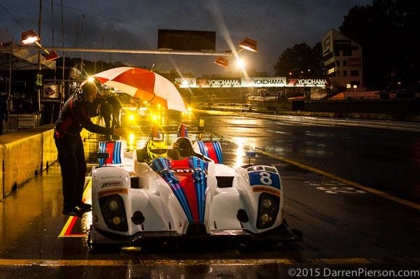 #8 Starworks Motorsport ORECA FLM09: Renger van der Zande, Mike Hedlund, Alex Popow, Mirco Schultis