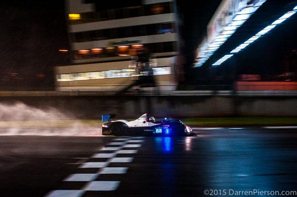 #88 Starworks Motorsport ORECA FLM09: John Falb, Sean Rayhall, Alex Popow, Scott Mayer