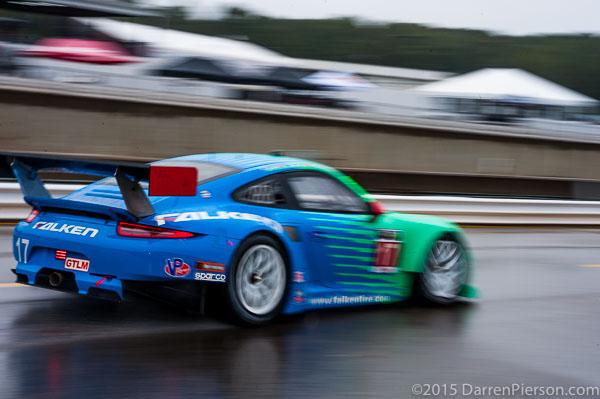 #17 Team Falken Tire Porsche 911 RSR: Bryan Sellers, Wolf Henzler, Patrick Long
