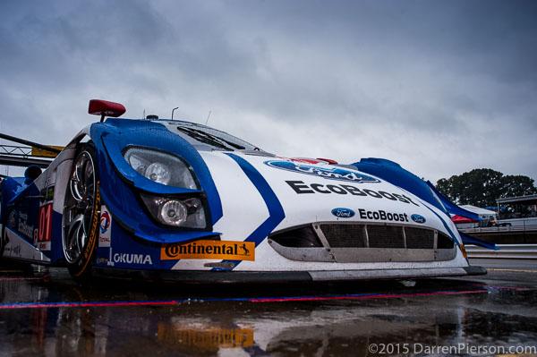 #01 Chip Ganassi Racing with Felix Sabates Riley DP: Joey Hand, Scott Dixon, Scott Pruett