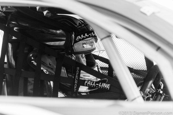 #46 Fall-Line Motorsports Audi R8: Christopher Mies, Charles Putman, Charles Espenlaub, Bryan Sellers, Al Carter