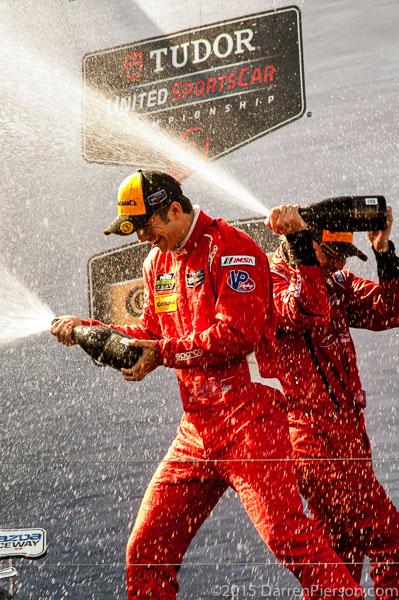 #38 Performance Tech Motorsports ORECA FLM09: James French, Mike Hedlund