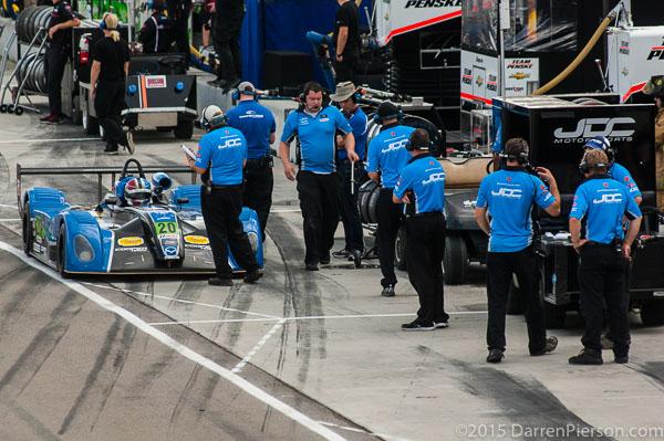 #20 JDC Motorsports Élan DP02: Matt McMurry