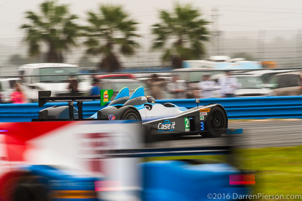 #26 BAR1 Motorsports ORECA FLM09: Adam Merzon, Ryan Eversley, Don Yount