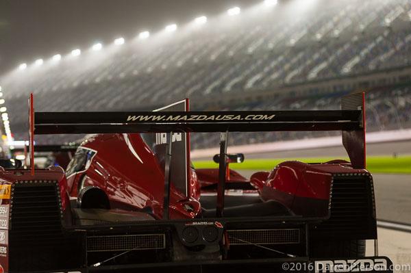 #55 Mazda Motorsports Mazda: Jonathan Bomarito, Tristan Nunez, Spencer Pigot