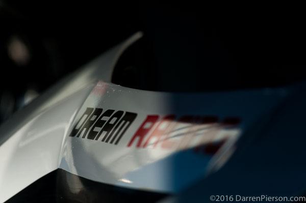 #27 Dream Racing Lamborghini Huracán GT3: Lawrence DeGeorge, Paolo Ruberti, Cedric Sbirrazzuoli