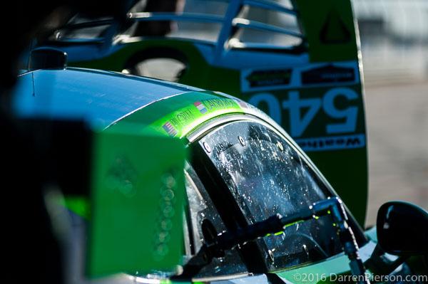 #540 Black Swan Racing Porsche GT3 R: Timothy Pappas, Nicky Catsburg, Andy Pilgrim