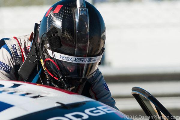 #33 Riley Motorsports Dodge Viper GT3-R: Ben Keating, Jeroen Bleekemolen, Marc Miller