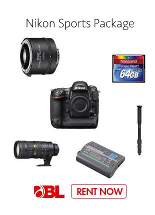 Nikon Sports Package